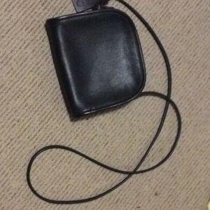 Coach vintage black bag